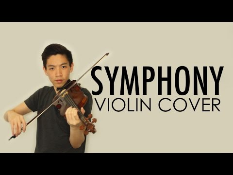 NIC COVERS | SYMPHONY (Violin Cover) by Clean Bandit