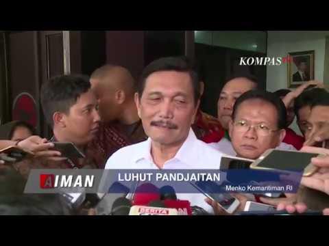 Di Balik Pertemuan Luhut dan Prabowo - AIMAN (1)