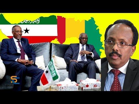 Dalka Guinea oo si rasmi ah u ictiraafay Somaliland