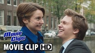 The Fault In Our Stars Movie CLIP - Grenade (2014) HD