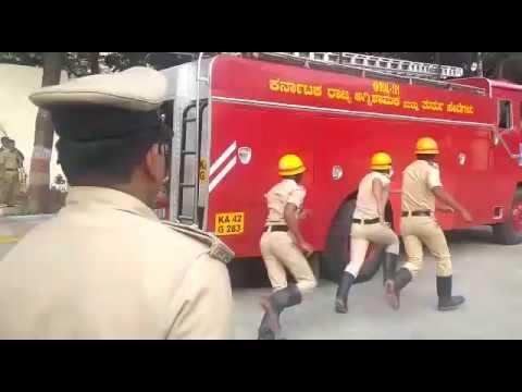 Fire department computation Pump drill