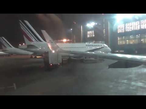 Flight Report: KLM Boeing 737-900 Moscow (SVO) -- Amsterdam