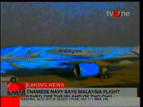 berita terbaru hari ini Pesawat malaysia airlines hilang ...