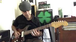Flogging Molly - The Son Never Shines (On Closed Doors) (Guitar Lesson)
