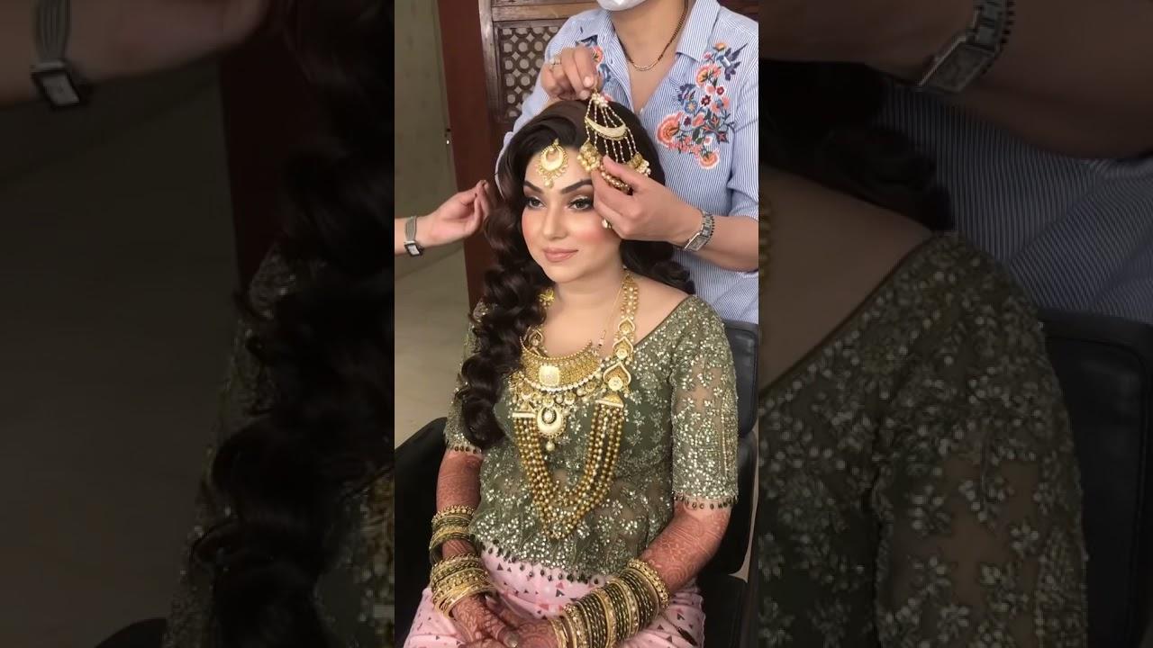 Walima Bride ! Makeup by Parul Garg