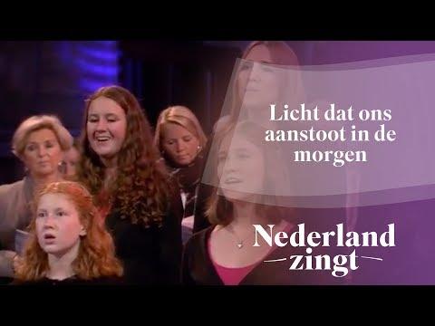 Nederland Zingt: Licht dat ons aanstoot in de morgen