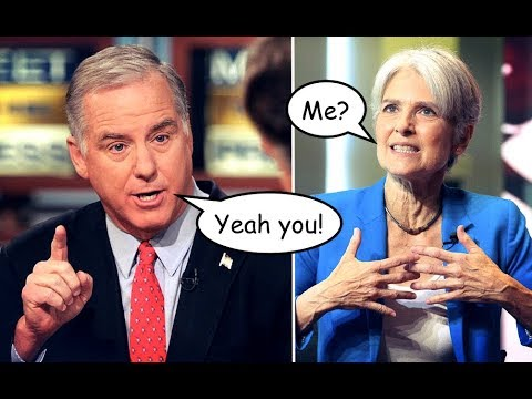 Howard Dean Calls on Mueller to Investigate Jill Stein Because He Doesn't Like Her