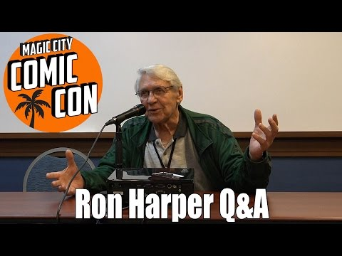 Ron Harper Q&A