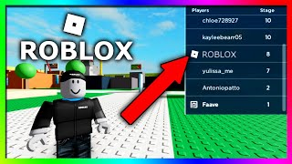ROBLOX WAS PLAYING A GAME... OR WAS HE?
