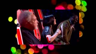 The Voice UK 2013 Conor Scott performs Starry Eyed Blind Auditions