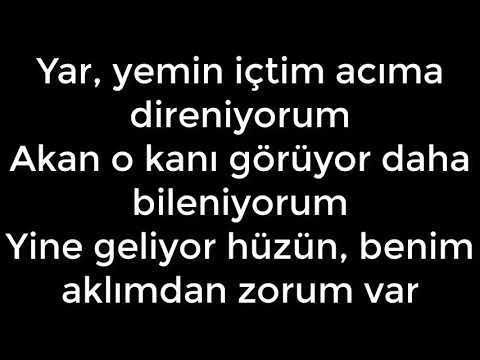 Şanışer - Benim Aklımdan Zorum Var Lyrics (sözleri)