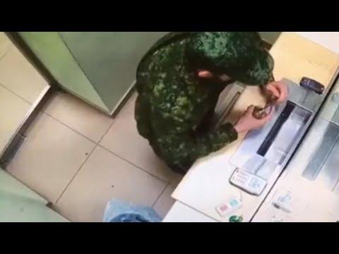 В Челябинске грабитель угрожал кассиру банка гранатой | 74.ru