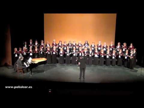 """""""Coro de barquilleros"""" Federico Chueca"""