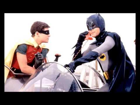 Batman TV Series - Theme Song (Alternate Version)