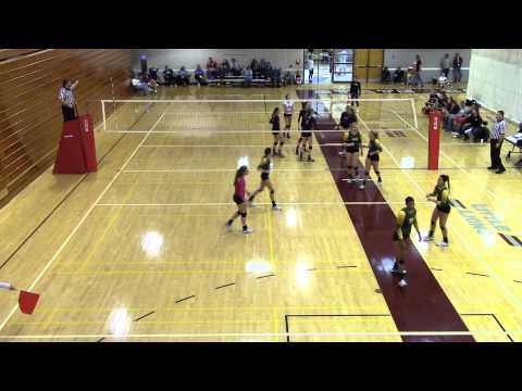 2015-10-03 State College Tournament - USC vs. Allentown Central Catholic