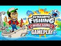 Dynamite Fishing World Games - Funny PS4 Gameplay