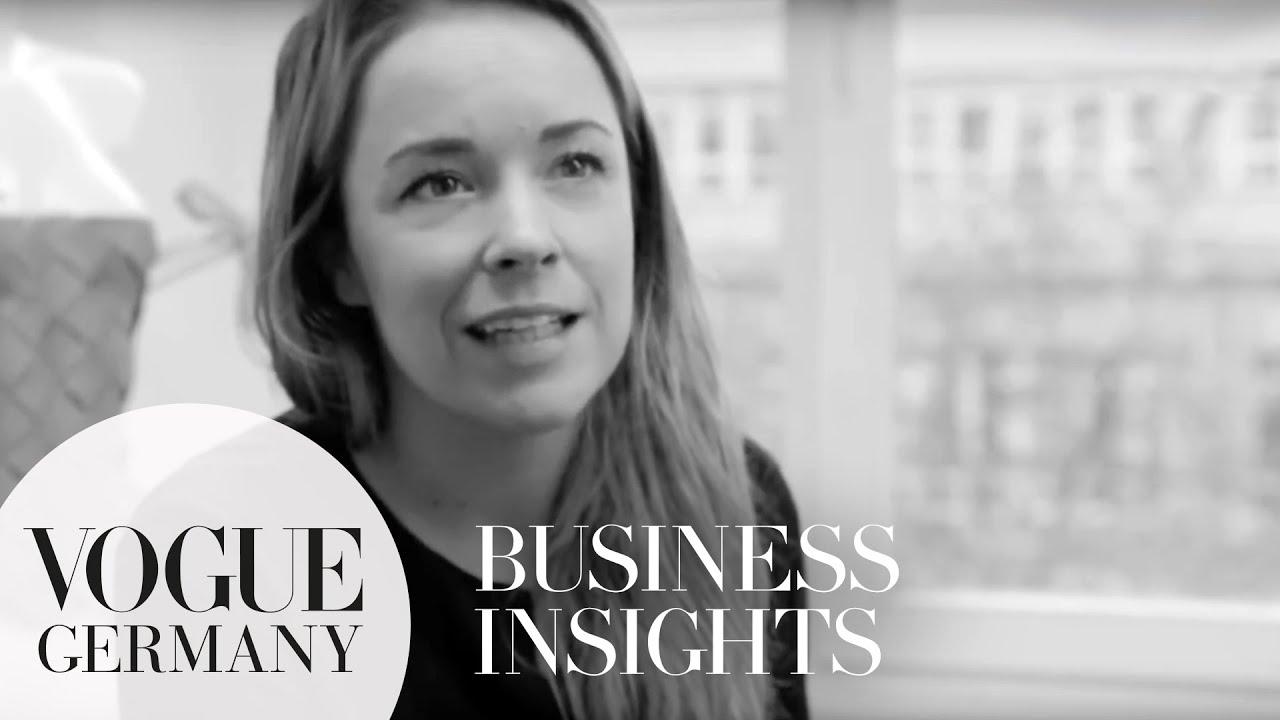 Marina Hoermanseder über ihren Tagesablauf | VOGUE Business Insights