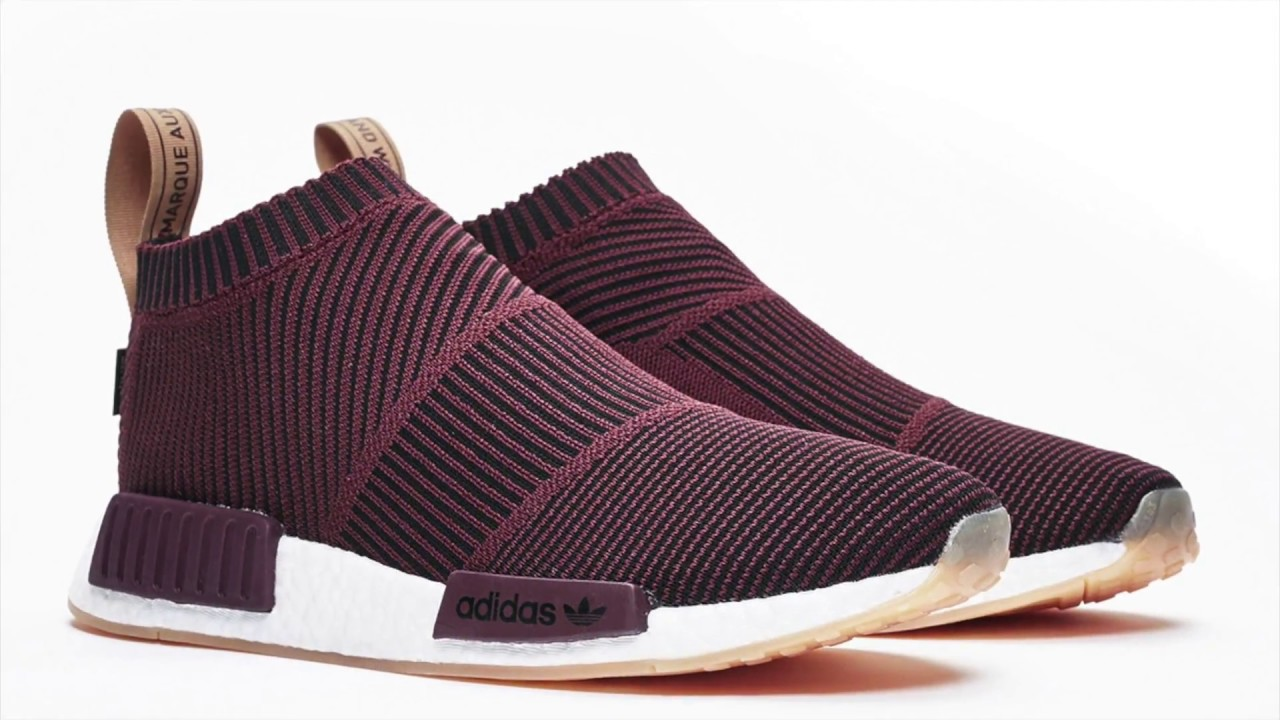 d0809522c Video adidas NMD CS1 Primeknit SNS Exclusive - YouTube