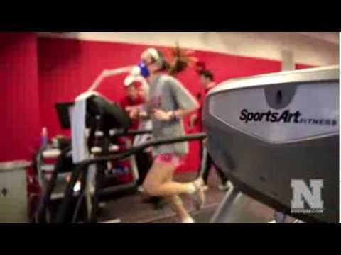Nebraska Athletic Performance Lab Soccer Max VO2 Testing