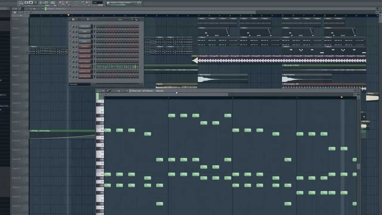 how to get sample packs into fl studio