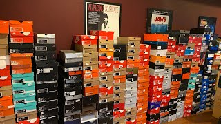 BUYING OVER 100+ RARE LIMITED SNEAKERS!