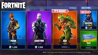 *NEW* FORTNITE ITEM SHOP COUNTDOWN! New Skins LIVE! (21st March)