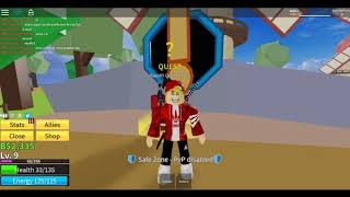 Blox-Piece I turned a pirate!!! ROBLOX