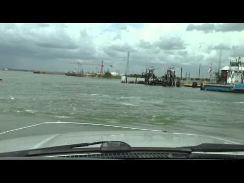 Crossing on the Lynchburg ferry
