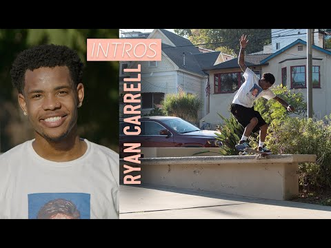 Find Out Why Ryan Carrell Can Pop So High | Intros