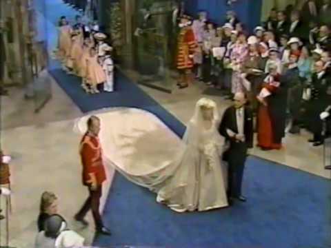 Royal Wedding Youtube.Royal Wedding 1986 Andrew Sarah 2 Of 9 Youtube