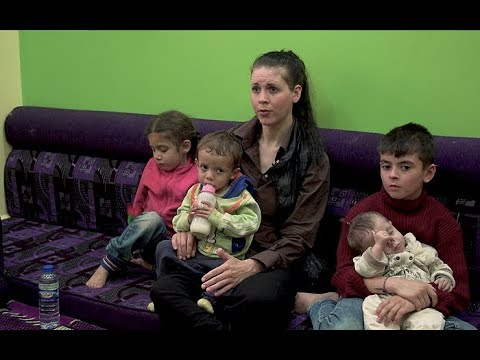 American Isis family in limbo