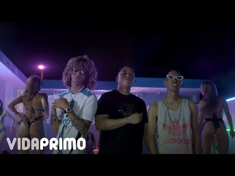 Ele A El Dominio, Duran The Coach, Jon Z - Bebe y Fuma [Official Video]