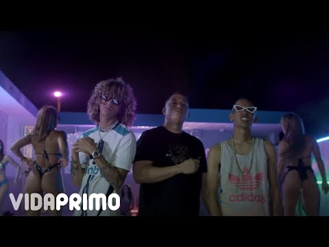 Ele A El Dominio, Duran The Coach, Jon Z - Bebe y Fuma [Official Video]