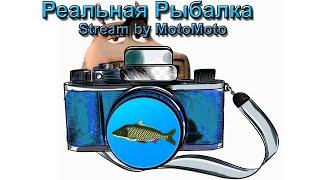 ''Реальная Рыбалка''. Прямой эфир © MotoMoto