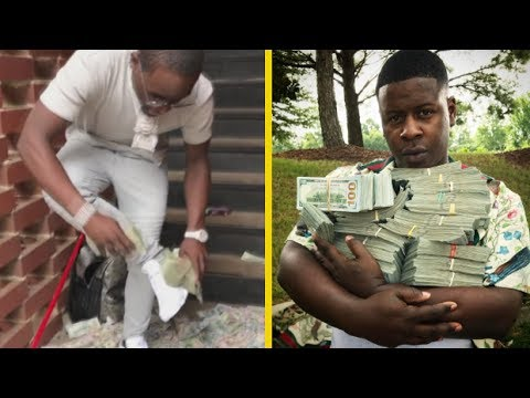 """Ralo """"Shows Blac Youngsta A Real Money Shower"""""""