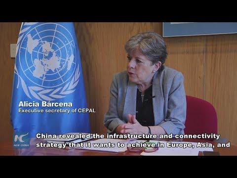 CEPAL executive secretary: Latin America must take advantage of the Belt and Road Initiative