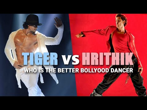 9 Moves of Hrithik Roshan v/s Tiger Shroff - Who is the Better Bollywood Dancer? Mp3