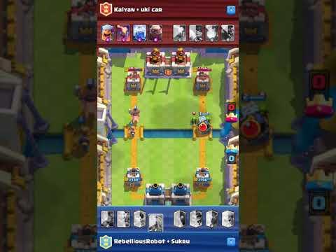 Anti Chief Pat Rocket: 6 elixir on a 13 elixir push