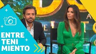 Eugenio Derbez y Eva Longoria y el secreto de su éxito   Un Nuevo Día   Telemundo