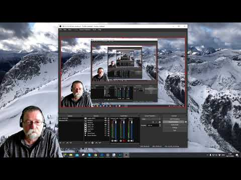 Part 1 - Change Background In Skype Or Zoom With OBS (how To Create An OBS Virtual Camera Feed)