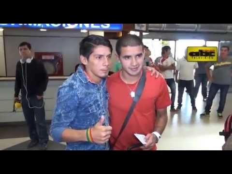 Viaje de futbolistas de Paraguay - Post segundo combo de Eliminatorias Sudamericanas