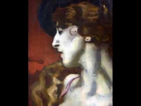 Il Barone dell'arte- Hugo von Habermann by flino