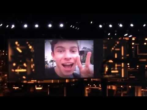 Shawn Mendes Speech | Canadian Walk of Fame