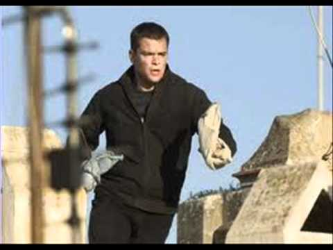 Jason Bourne Soundtrack - D-Train©(Fan made original song produced by Darrin Thompson)