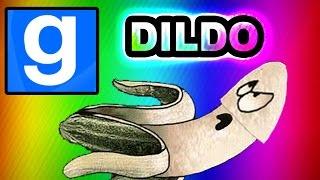 BECOME A DILDO! (GMOD CRAZY ODD Prop Hunt)