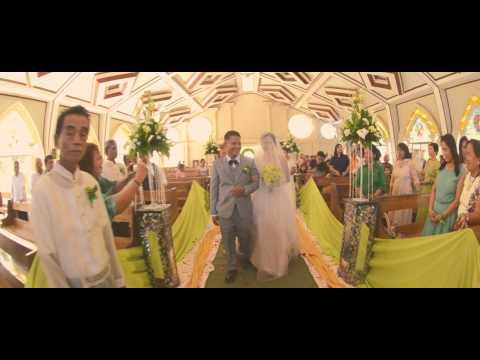 Eduardo And Maricel Wedding Teaser