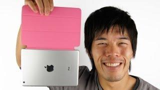 価格はミニじゃない iPad miniスマートカバーレビュー Smart Cover Review thumbnail