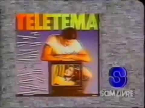 Comercial do LP &39;Teletema - O som das novelas&39; 1992