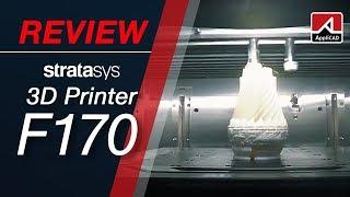 Review Stratasys 3D Printer F170 ll รีวิวเครื่อง 3D Printer รุ่น F170