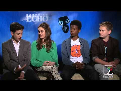 Cast Interviews for Earth To Echo